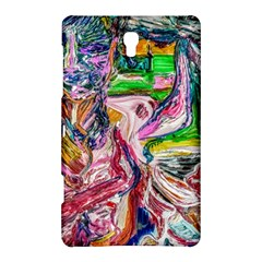 Budha Denied The Shine Of The World Samsung Galaxy Tab S (8 4 ) Hardshell Case  by bestdesignintheworld