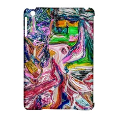 Budha Denied The Shine Of The World Apple Ipad Mini Hardshell Case (compatible With Smart Cover) by bestdesignintheworld