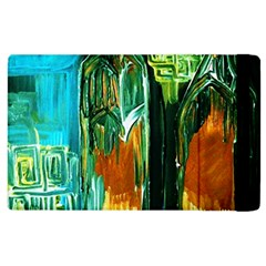 Ceramics Of Ancient Land 2 Apple Ipad 2 Flip Case by bestdesignintheworld