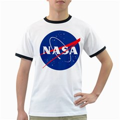 Nasa Logo Ringer T Shirts by Samandel