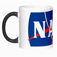 Nasa Logo Morph Mugs by Samandel