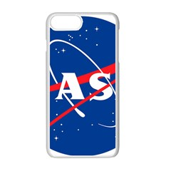 Nasa Logo Apple Iphone 7 Plus Seamless Case (white) by Samandel