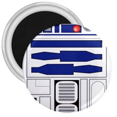 R2 Series Astromech Droid 3  Magnets