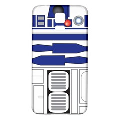R2 Series Astromech Droid Samsung Galaxy S5 Back Case (white)
