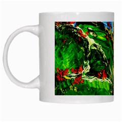 Coral Tree 2 White Mugs by bestdesignintheworld