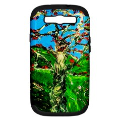 Coral Tree 2 Samsung Galaxy S Iii Hardshell Case (pc+silicone) by bestdesignintheworld