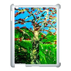 Coral Tree 2 Apple Ipad 3/4 Case (white) by bestdesignintheworld