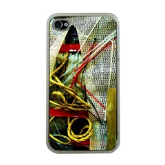 Hidden Strings Of Purity 15 Apple Iphone 4 Case (clear) by bestdesignintheworld