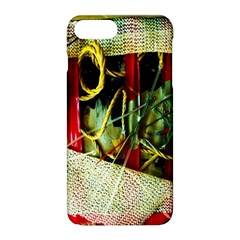 Hidden Strings Of Purity 13 Apple Iphone 8 Plus Hardshell Case by bestdesignintheworld