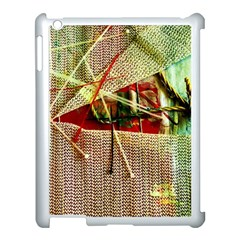 Hidden Strings Of Purity 12 Apple Ipad 3/4 Case (white) by bestdesignintheworld