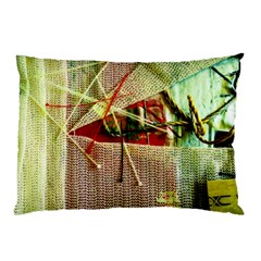 Hidden Strings Of Purity 12 Pillow Case (two Sides) by bestdesignintheworld