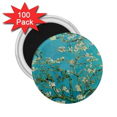 Almond Blossom  2 25  Magnets (100 Pack)