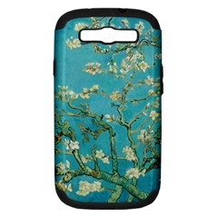 Almond Blossom  Samsung Galaxy S Iii Hardshell Case (pc+silicone) by Valentinaart