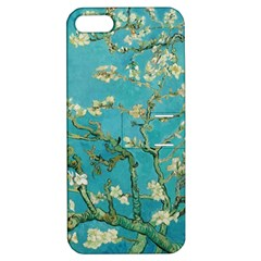 Almond Blossom  Apple Iphone 5 Hardshell Case With Stand by Valentinaart