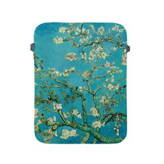 Almond Blossom  Apple Ipad 2/3/4 Protective Soft Cases by Valentinaart