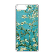 Almond Blossom  Apple Iphone 8 Plus Seamless Case (white) by Valentinaart