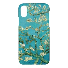 Almond Blossom  Apple Iphone X Hardshell Case by Valentinaart
