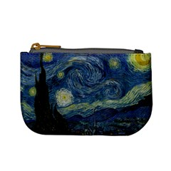 The Starry Night  Mini Coin Purses