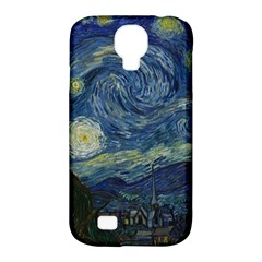 The Starry Night  Samsung Galaxy S4 Classic Hardshell Case (pc+silicone) by Valentinaart