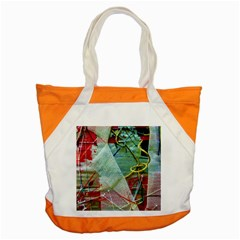 Hidden  Strings Of Purity 2 Accent Tote Bag by bestdesignintheworld