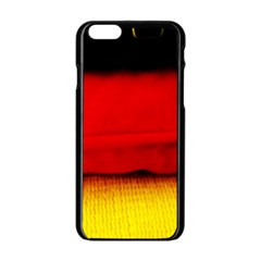 Colors And Fabrics 7 Apple Iphone 6/6s Black Enamel Case