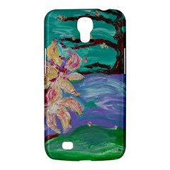 Magnolia By The River Bank Samsung Galaxy Mega 6 3  I9200 Hardshell Case by bestdesignintheworld