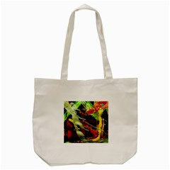 Enigma 1 Tote Bag (cream) by bestdesignintheworld