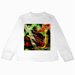 Enigma 1 Kids Long Sleeve T Shirts by bestdesignintheworld