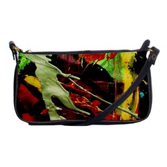 Enigma 1 Shoulder Clutch Bags by bestdesignintheworld