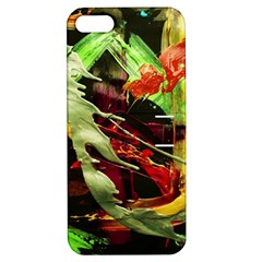 Enigma 1 Apple Iphone 5 Hardshell Case With Stand by bestdesignintheworld