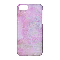 Soft Pink Watercolor Art Apple Iphone 8 Hardshell Case by yoursparklingshop