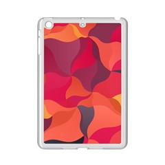 Red Orange Yellow Pink Art Ipad Mini 2 Enamel Coated Cases by yoursparklingshop