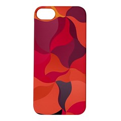 Red Orange Yellow Pink Art Apple Iphone 5s/ Se Hardshell Case by yoursparklingshop