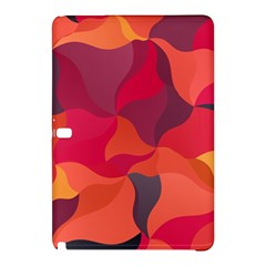 Red Orange Yellow Pink Art Samsung Galaxy Tab Pro 10 1 Hardshell Case by yoursparklingshop
