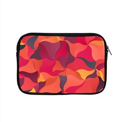 Red Orange Yellow Pink Art Apple Macbook Pro 15  Zipper Case by yoursparklingshop