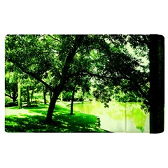 Lake Park 17 Apple Ipad Pro 9 7   Flip Case by bestdesignintheworld