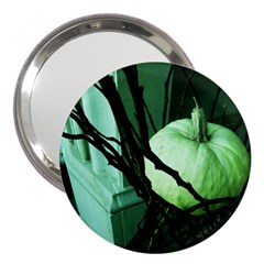 Pumpkin 7 3  Handbag Mirrors by bestdesignintheworld