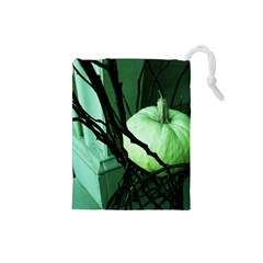 Pumpkin 7 Drawstring Pouches (small)