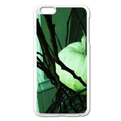 Pumpkin 7 Apple Iphone 6 Plus/6s Plus Enamel White Case