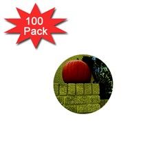 Pumpkins 10 1  Mini Buttons (100 Pack)