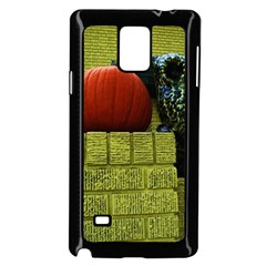 Pumpkins 10 Samsung Galaxy Note 4 Case (black)