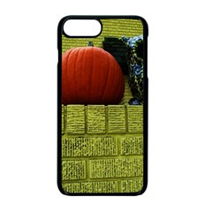 Pumpkins 10 Apple Iphone 7 Plus Seamless Case (black) by bestdesignintheworld