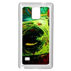 Abandoned Mine 3 Samsung Galaxy Note 4 Case (white)