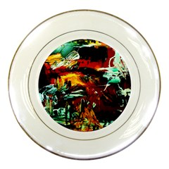 Grand Canyon Sunset Porcelain Plates