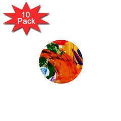 In Mediterrainean 1  Mini Magnet (10 Pack)  by bestdesignintheworld
