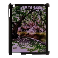 Old Tree 6 Apple Ipad 3/4 Case (black) by bestdesignintheworld