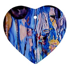 Point Of View 3/1 Ornament (heart) by bestdesignintheworld