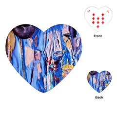 Point Of View 3/1 Playing Cards (heart)  by bestdesignintheworld