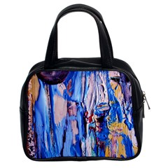 Point Of View 3/1 Classic Handbags (2 Sides) by bestdesignintheworld