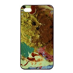 Doves Matchmaking 2 Apple Iphone 4/4s Seamless Case (black) by bestdesignintheworld